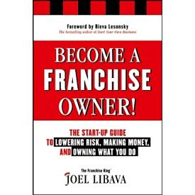 top franchise ownership books