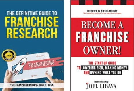 top franchising books
