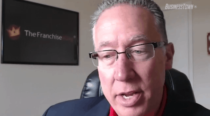 video the franchise king knows everything about franchising