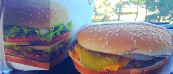 burger king whopper w cheese