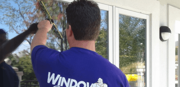 window cleaning franchises