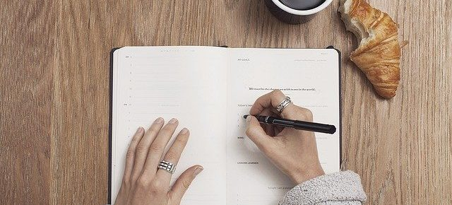 write down your franchise income goals